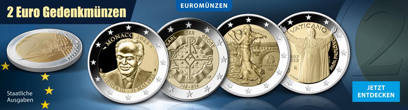 11154 effektivo 2 Euro M/ünzh/ülsen Grosspaket Papierm/ünzh/ülsen f/ür 25 x 2 Euro M/ünzen im Karton Inhalt 468 St/ück