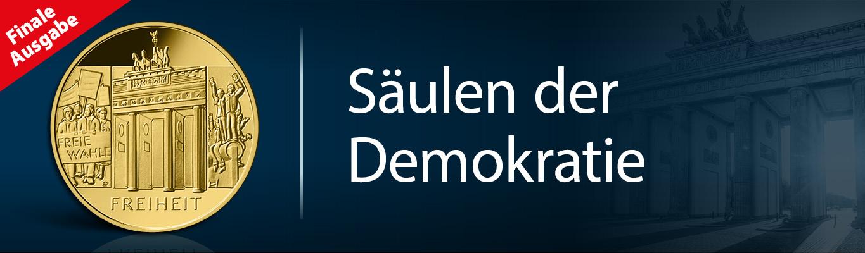 Säulen der Demokratie Serie