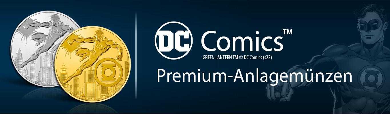 DC Comics™ Bullion Coin Serie