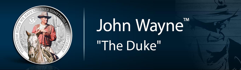 John Wayne Serie