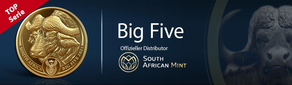Big Five Serie - Südafrika