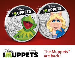 The Muppets Coins