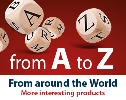 Products from A-Z