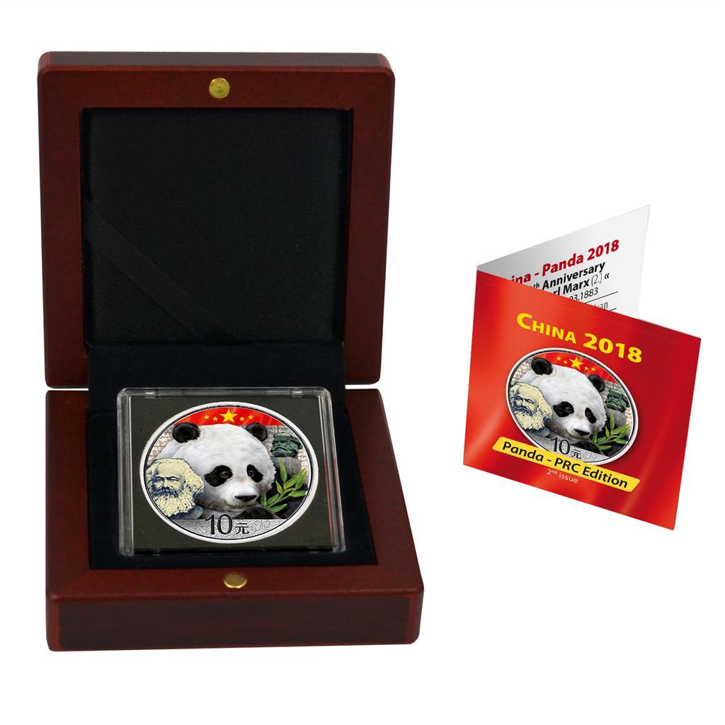 Panda 30 Gr Karl Marx 2 Emkcom