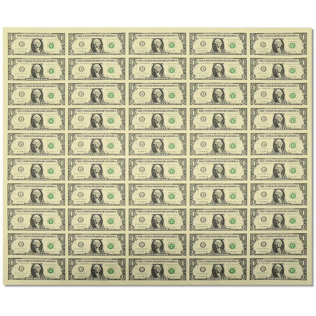 Us Mint Dollarbogen Echte Us Banknoten Emkcom