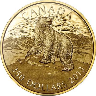 Kanada 350 Dollar Gold Auf Emkcom