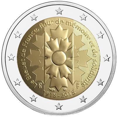 2 Euro Münzen In Der übersicht Emkcom
