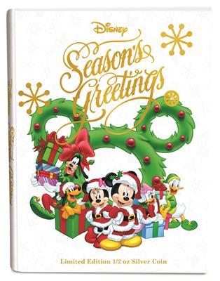 Weihnachtsgrüße Disney.Disney Season S Greetings 3 Emk Com