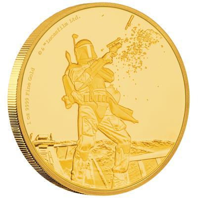 Star Wars Classics Münzen Erhältlich Auf Emkcom