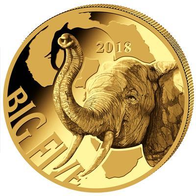 Big Five Coin Series 187 Emk Com